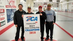 PCA Men's A 2018 Club Championships